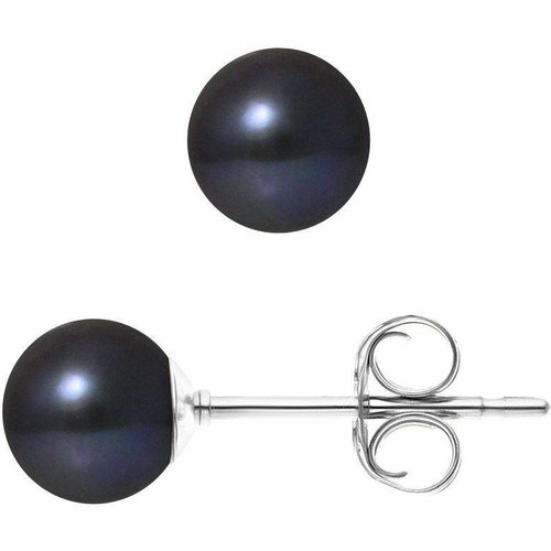 Boucles d'oreilles Or blanc HAWA - PERLINSTINCT - Modalova