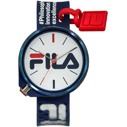 Montre tendance analogique bracelet silicone STATEMENT - Fila - Modalova