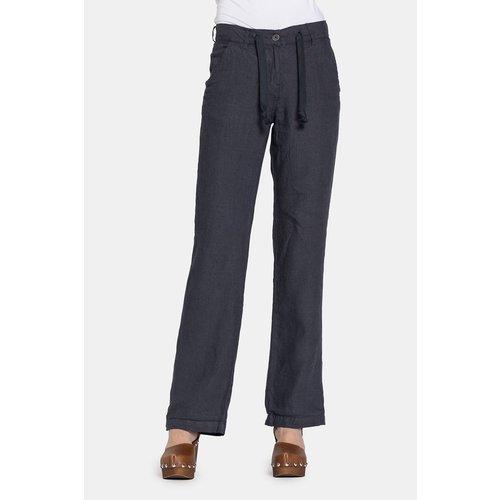 Pantalon en lin - CARRERA JEANS - Modalova