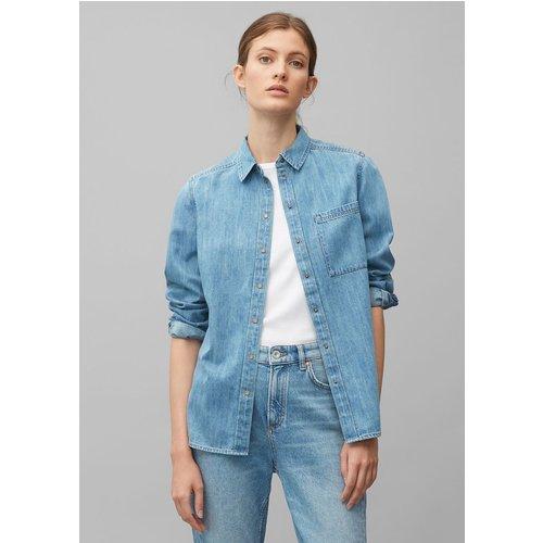 Blouse en jean en pur coton - Marc O'Polo - Modalova