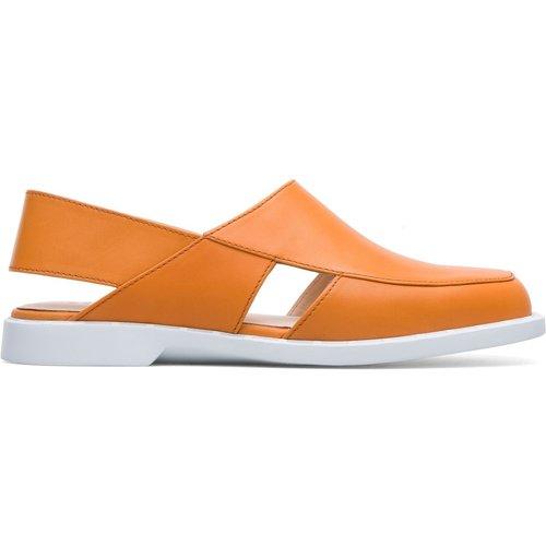 Chaussures semi-ouvertes cuir TWS - Camper - Modalova