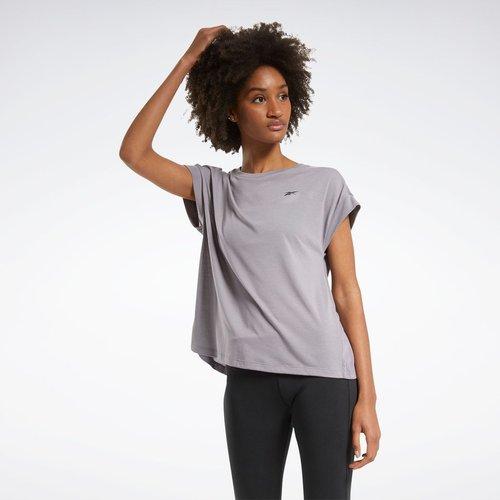 T-shirt Detail Workout Ready Supremium - REEBOK SPORT - Modalova
