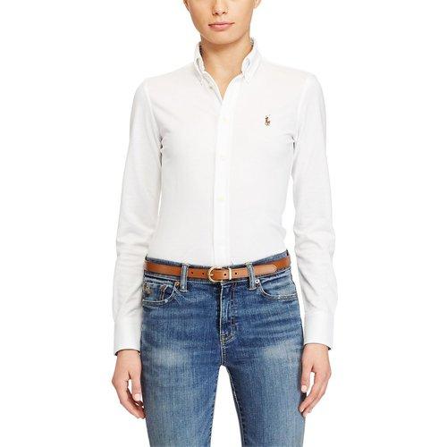 Chemise slim à manches longues - Polo Ralph Lauren - Modalova