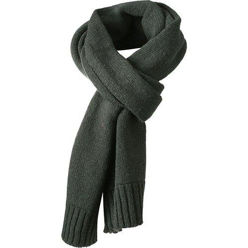 Écharpe en tricot unie - MYRTLE BEACH - Modalova