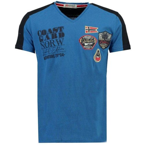Tshirt manches courtes JAVIATION - geographical norway - Modalova