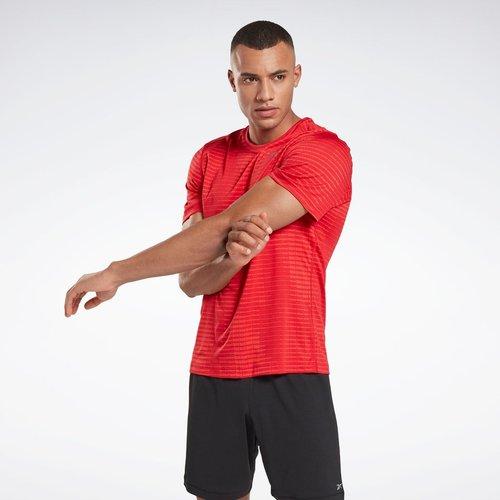 T-shirt Run Jacquard - REEBOK SPORT - Modalova
