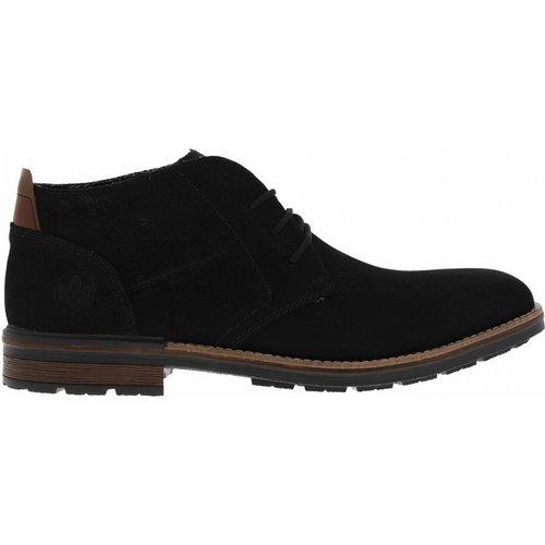 Boots cuir noir - Rieker - Modalova