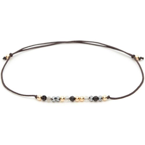 Bracelet cordon gold filled gamme Chance - YAY- YOU ARE YOUNG - Modalova