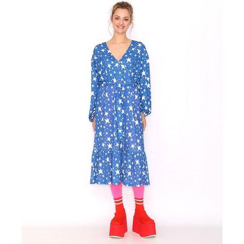 Robe courte motif étoiles - AGATHA RUIZ DE LA PRADA - Modalova