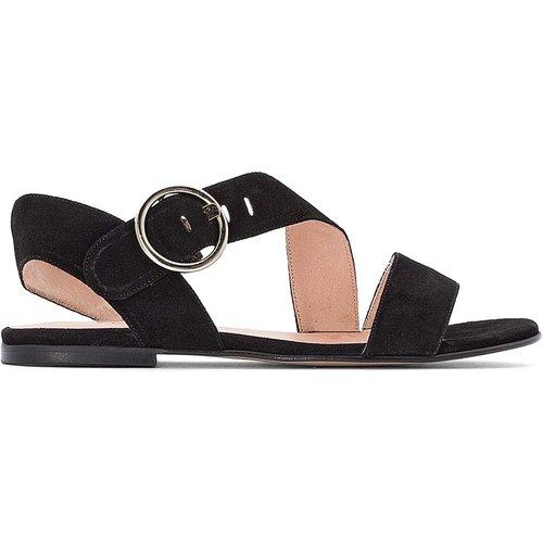 Sandales cuir velours Abla - JONAK - Modalova