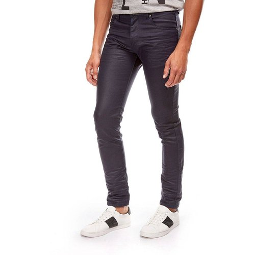 Jeans Skinny Enduit - BEST MOUNTAIN - Modalova