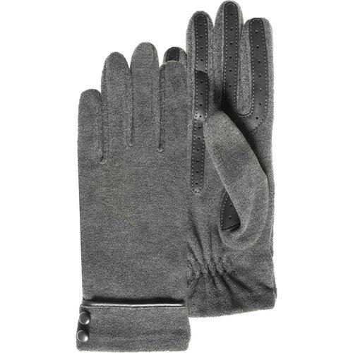 Gants en polaire compatibles écrans tactiles - Isotoner - Modalova