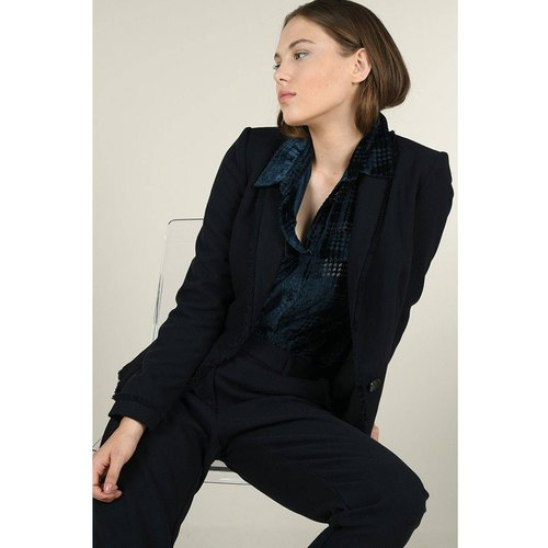 Pantalon droit - LILI X MOLLY - Modalova