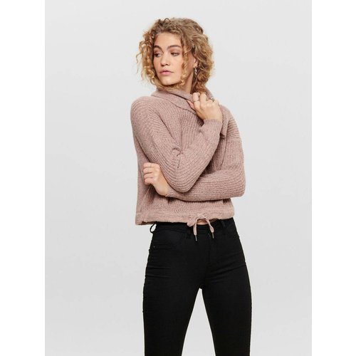 Pull en maille Col roulé - Only - Modalova