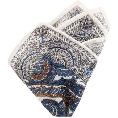 Pochette de costume à motifs cachemires - ATELIER F&B - Modalova
