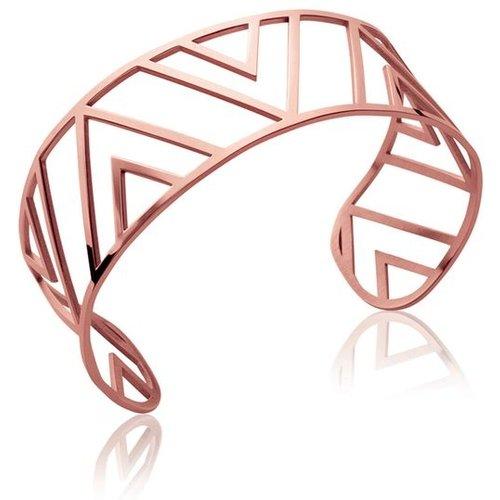 Bracelet Manchette V - LORENZO R - Modalova