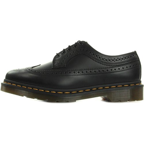 Chaussures 3989 YS Wingtip Brogue Black Smooth - Dr Martens - Modalova