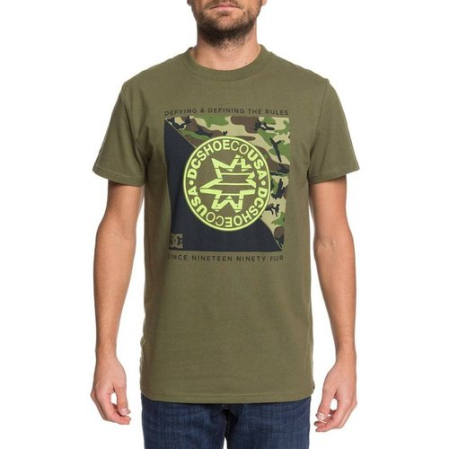 T-shirt RULES DEFINITION SS - DC SHOES - Modalova