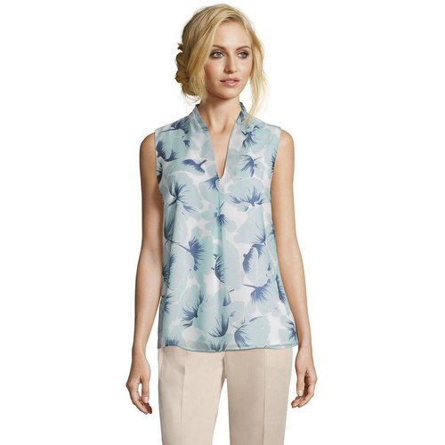 Haut façon blouse - BETTY & CO - Modalova