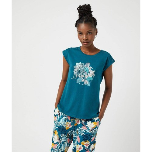 T-shirt de pyjama imprimé BETANIE - ETAM - Modalova