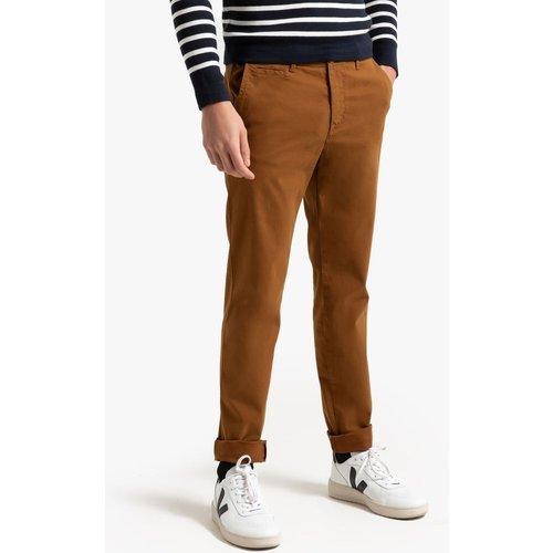Pantalon chino slim en coton stretch - Benetton - Modalova