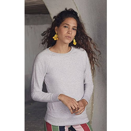 Sweat-shirt, manches raglan - Fruit Of The Loom - Modalova