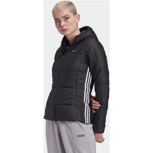 Doudoune courte à capuche zippée - adidas Originals - Modalova