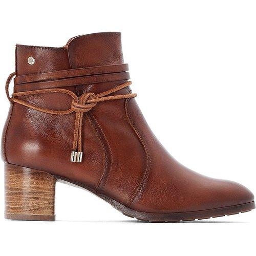 Boots cuir Calafat - Pikolinos - Modalova