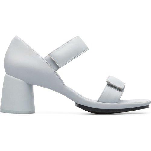 Sandales élastiques à talons cuir Upright Sandal - Camper - Modalova