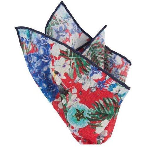 Pochette de costume à fleurs - ATELIER F&B - Modalova