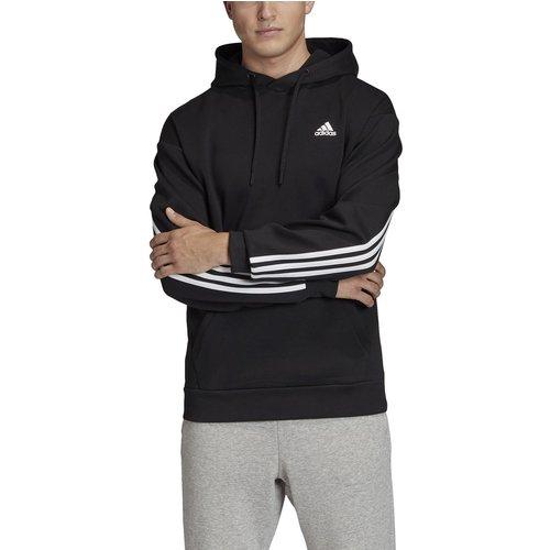 Sweat à capuche petit logo - adidas performance - Modalova
