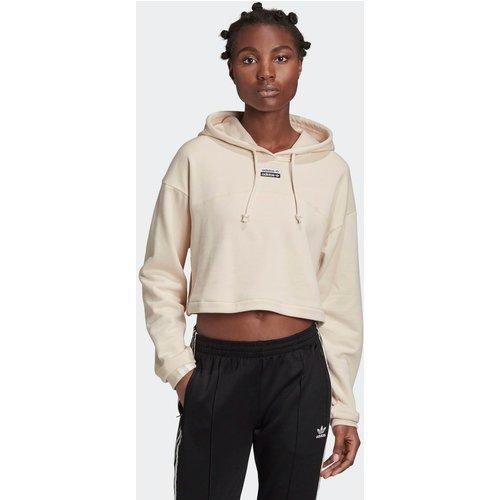 Sweat-shirt à capuche R.Y.V. Cropped - adidas Originals - Modalova