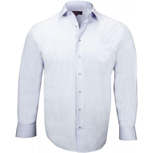 Chemises popeline VERONE - DOUBLISSIMO - Modalova