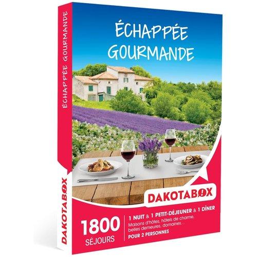 Échappée gourmande - Coffret Cadeau Séjour - DAKOTABOX - Modalova