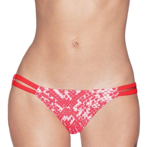 Bas de bikini Enchanting Split réversible coupe cheeky - Maaji - Modalova