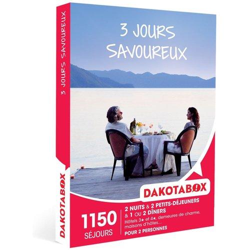 Jours savoureux - Coffret Cadeau Séjour - DAKOTABOX - Modalova