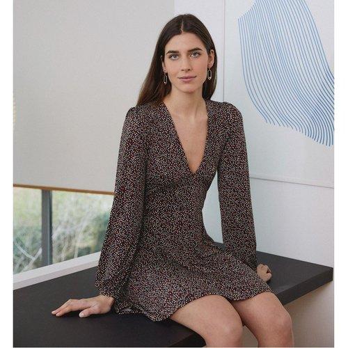 Robe courte jersey imprimée - RODIER - Modalova