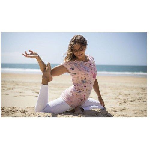 SAYA Marram x - Tee-shirt manches courtes - YOGA SEARCHER - Modalova