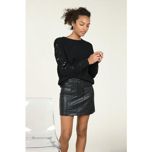 Mini jupe simili - MOLLY BRACKEN - Modalova