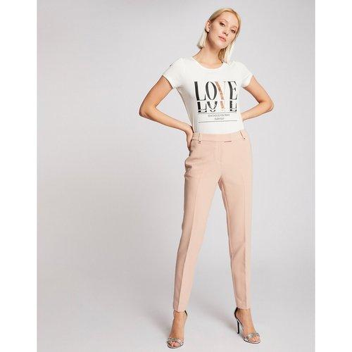 Pantalon droit 7/8 - Morgan - Modalova