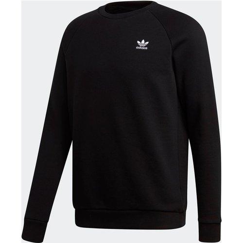 Sweat col rond petit logo Trefoil - adidas Originals - Modalova