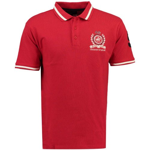 Polo manches courtes KWELL - geographical norway - Modalova