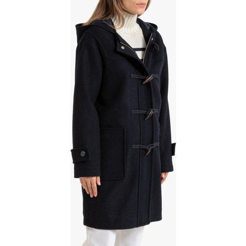 Duffle-coat en drap de laine - LA REDOUTE COLLECTIONS - Modalova