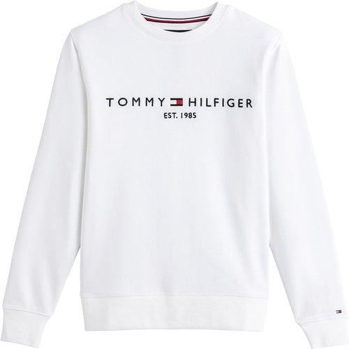 Sweat col rond Tommy Logo - Tommy Hilfiger - Modalova