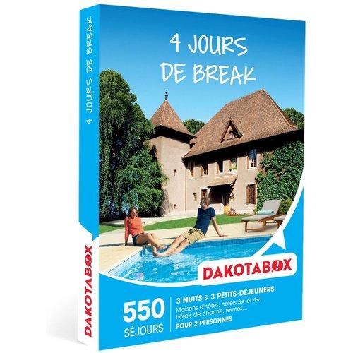 Jours de break - Coffret Cadeau Séjour - DAKOTABOX - Modalova