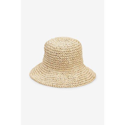 Chapeau de paille style bob - Next - Modalova