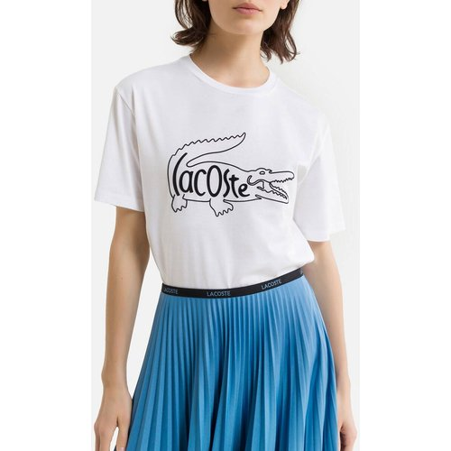 T-shirt à motif - Lacoste - Modalova