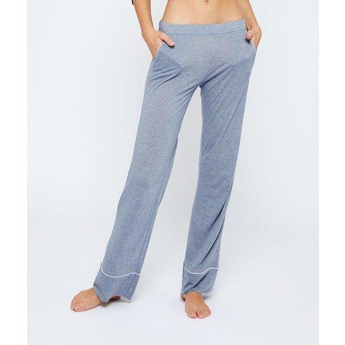 Pantalon large uni WARM DAY - ETAM - Modalova