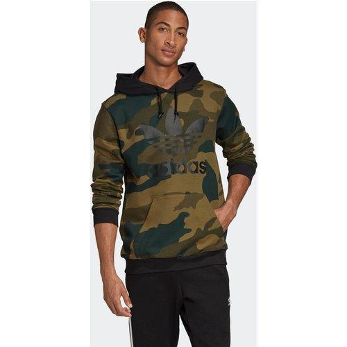 Sweat-shirt à capuche Camouflage - adidas Originals - Modalova
