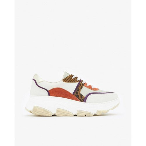 Sneakers cuir GALADIO - SAN MARINA - Modalova